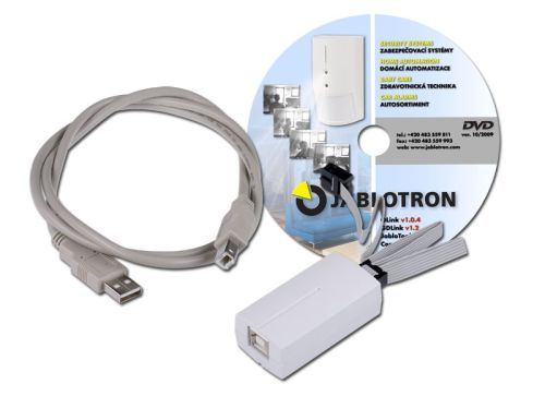 Jablotron GD-04P interfész